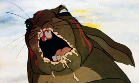 Too brutal? … Watership Down.
