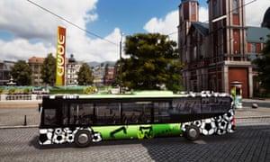 Bus Simulator 18.