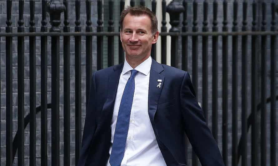Jeremy Hunt has said the failure to declare was an 'honest mistake'.