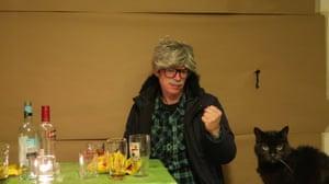 Kamien Deane in his lockdown sitcom