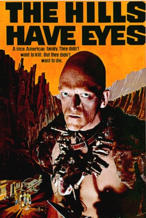 'The Hills Have Eyes', released in 1977, was written and directed by Wes Craven and starred Michael Berryman as Pluto.