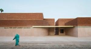Musée Yves Saint Lauren, Marrakech.