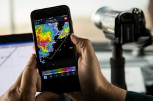With funding from the National Science Foundation and other government grants, scientists and meteorologists from the Center for Severe Weather Research try to get close to supercell storms and tornadoes trying to better understand tornado structure and strength, how low-level winds affect and damage buildings, and to learn more about tornado formation and prediction.