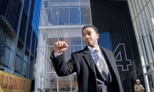 'Superb': André Holland in High Flying Bird, directed by Steven Soderbergh.