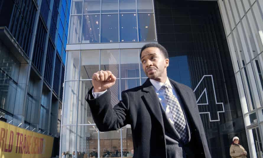 André Holland in High Flying Bird