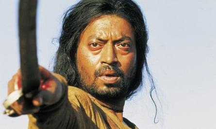 Irrfan Khan in The Warrior.