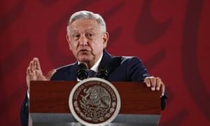 Press conference by the president of Mexico, Andrés Manuel López Obrador