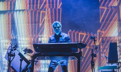 Bluedot festival review – cosmic vibes permeate rave revival