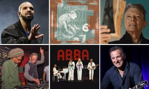 Best music of 2016 | Music | The Guardian
