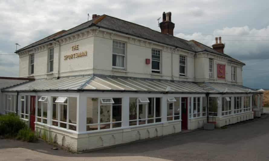 'To be No 1 is something else': the Sportsman pub and restaurant near Whitstable, Kent.