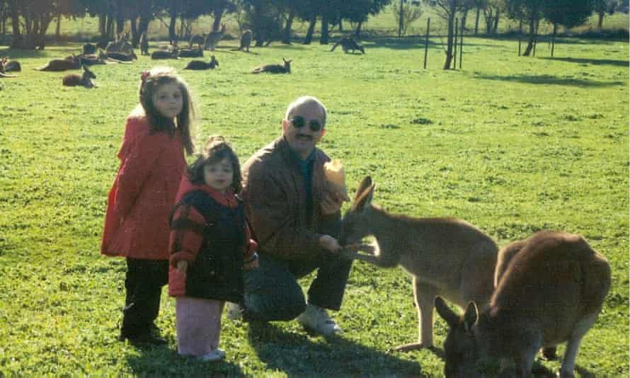 Jeanine Hourani arrived in Australia as a stateless child, but became an Australian citizen