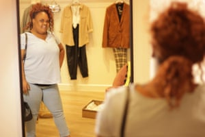 Drama student Shantae in The Undateables.