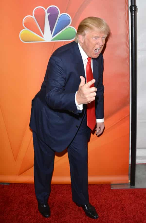 Donald Trump, like Vladimir Putin, favours Brioni suits.