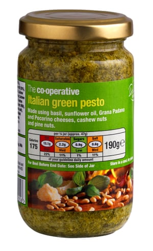 Loved by Us green pesto, Co-Op