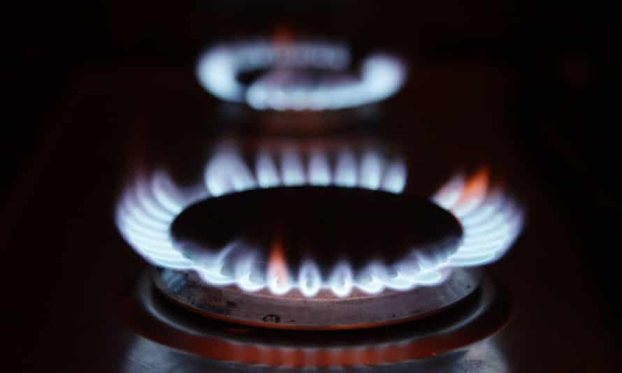 a cooker gas ring