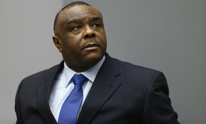 Image result for Jean-Pierre Bemba gets jail term for bribing witnesses