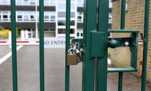 A school in Maidstone remains closed during the coronavirus pandemic.