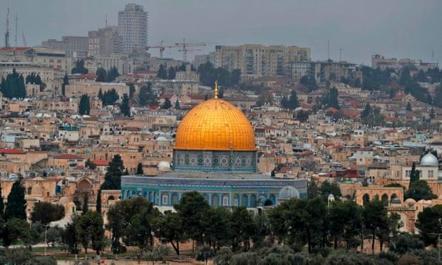 theguardian.com - Israel chides Australia's recognition of West Jerusalem as capital