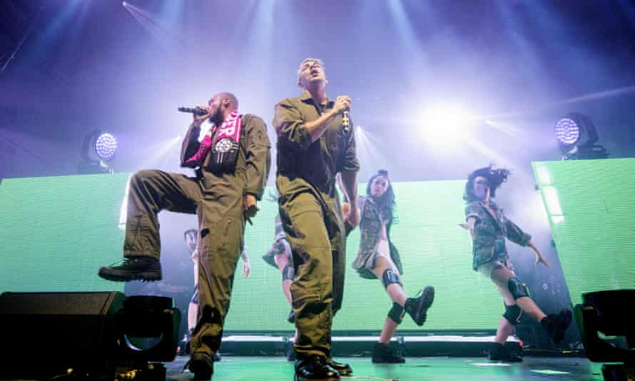 Major Lazer are due to perform in Havana on 6 March.