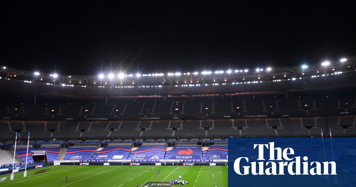 France v Scotland again in doubt following new positive Covid-19 test