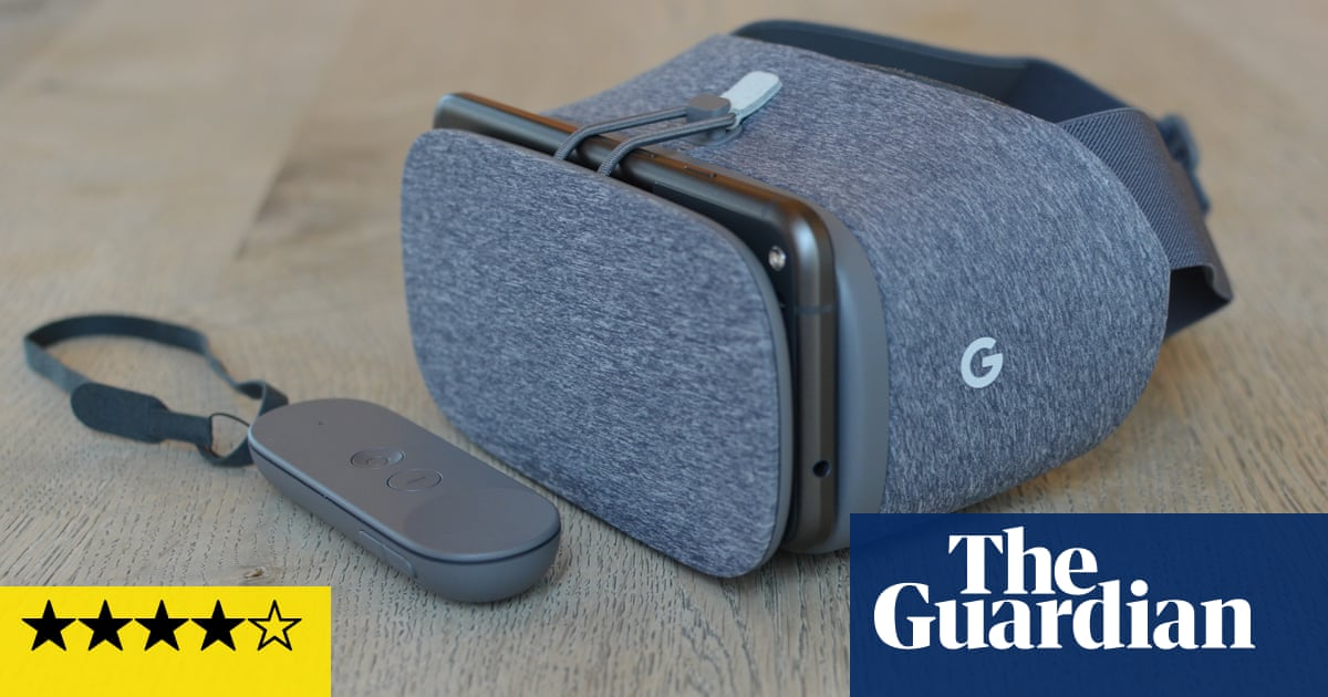 Google Daydream View Review Comfortable Mobile Vr Headset With