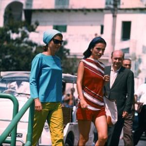 In Amalfi, 1962
