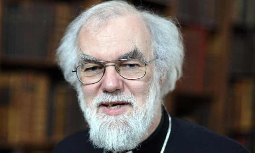 'You want something that puts down a slightly fresh marker': judge Rowan Williams, former archbishop of Canterbury