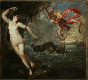 Perseus and Andromeda from the Wallace Collection.