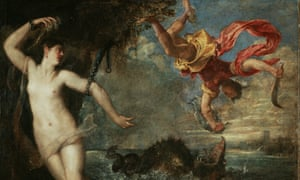 Take that, sea monster: Perseus and Andromeda by Titian at the Wallace Collection.