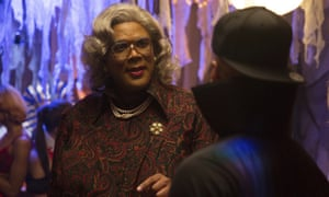tyler perrys latest movie about a tough talking grandmother remained no 1 for a second