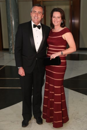 Darren and Julie Chester