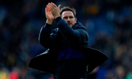 Frank Lampard: 'I think when you come through this academy, you should understand what playing for the first team at Chelsea looks like.'