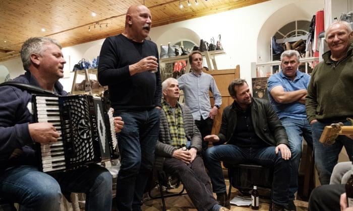 Fisherman S Friends Behind Feelgood Film Of Cornwall S Folk Stars Lies A Tragedy Film The Guardian
