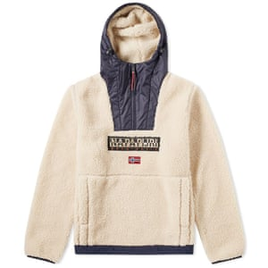 Teide sherpa £159 Napapijri endclothing.com