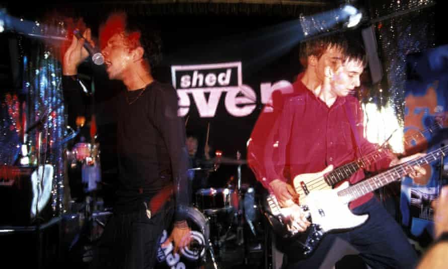 Back from the Britpop brink: Shed Seven