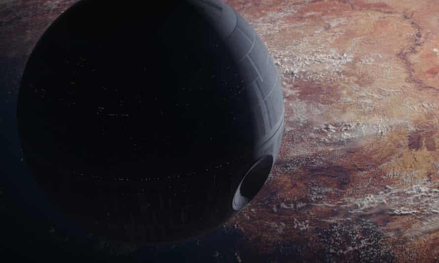 Death Star from Star Wars