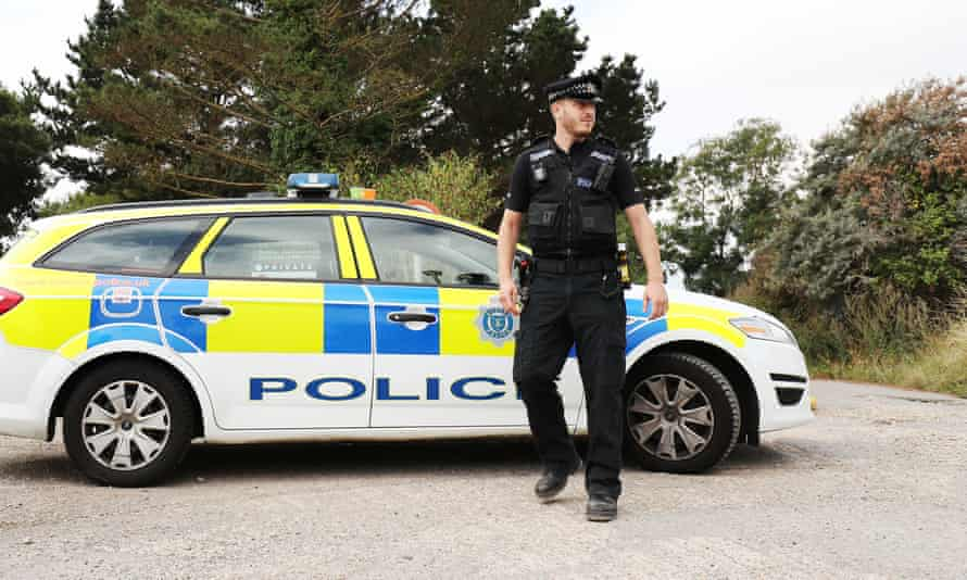 A Sussex police officer