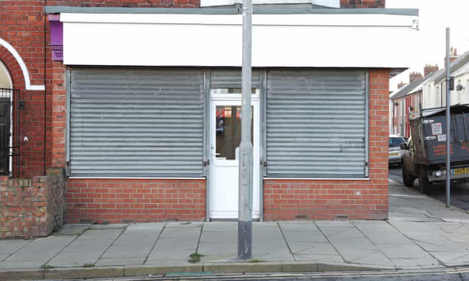 The Hartlepool office of the former Ukip MEP Jonathan Arnott, now sitting as an independent