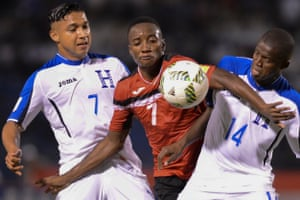 Honduras and Trinidad and Tobaago have both recently qualified for the World Cup.