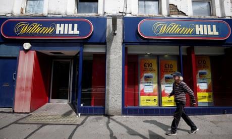 William Hill warns gambling crackdown will hit full-year profits