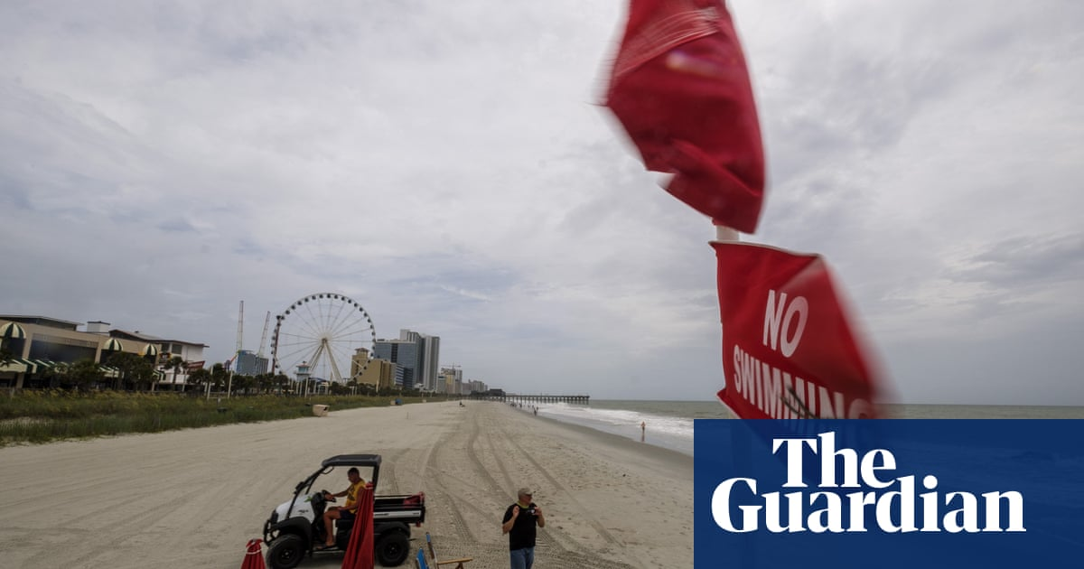 Tropical Storm Isaias tears up US east coast sparking tornadoes and floods – The Guardian