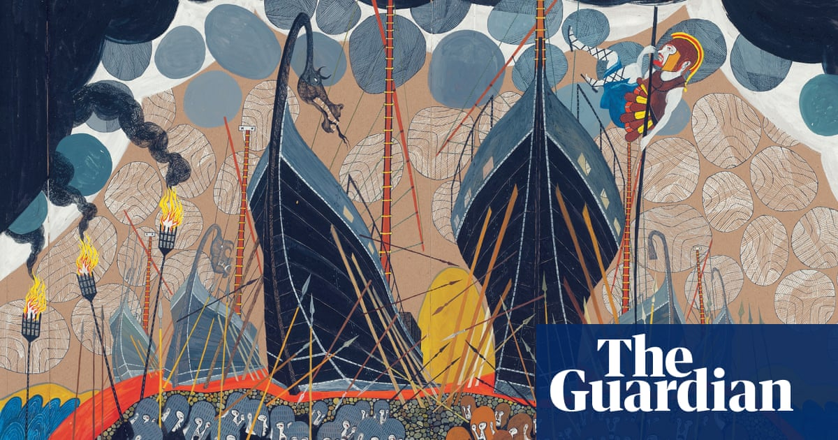 Can Homers Iliad Speak Across The Centuries Books The Guardian