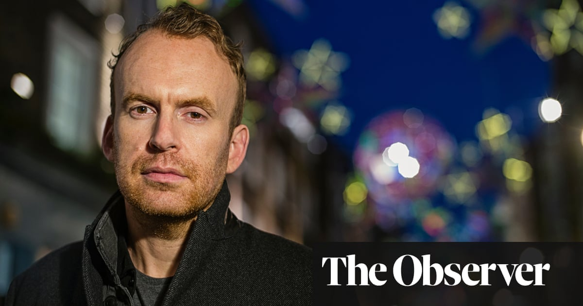 Reasons to Stay Alive by Matt Haig review – one man's battle
