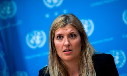 Beatrice Fihn International Campaign to Abolish Nuclear Weapons