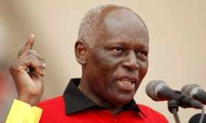 The shock announcement has thrown Angola's rumour mill into overdrive on who will suceed the president.