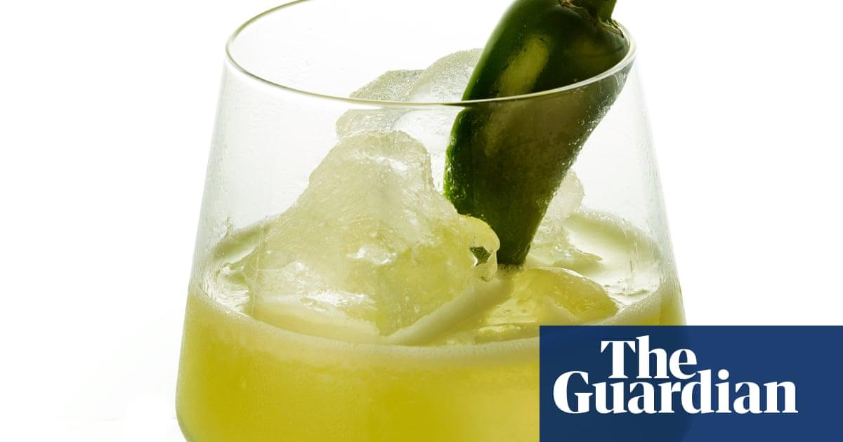 Cocktail of the week: Daffodil Mulligan's kiwi and burnt jalapeño margarita – recipe
