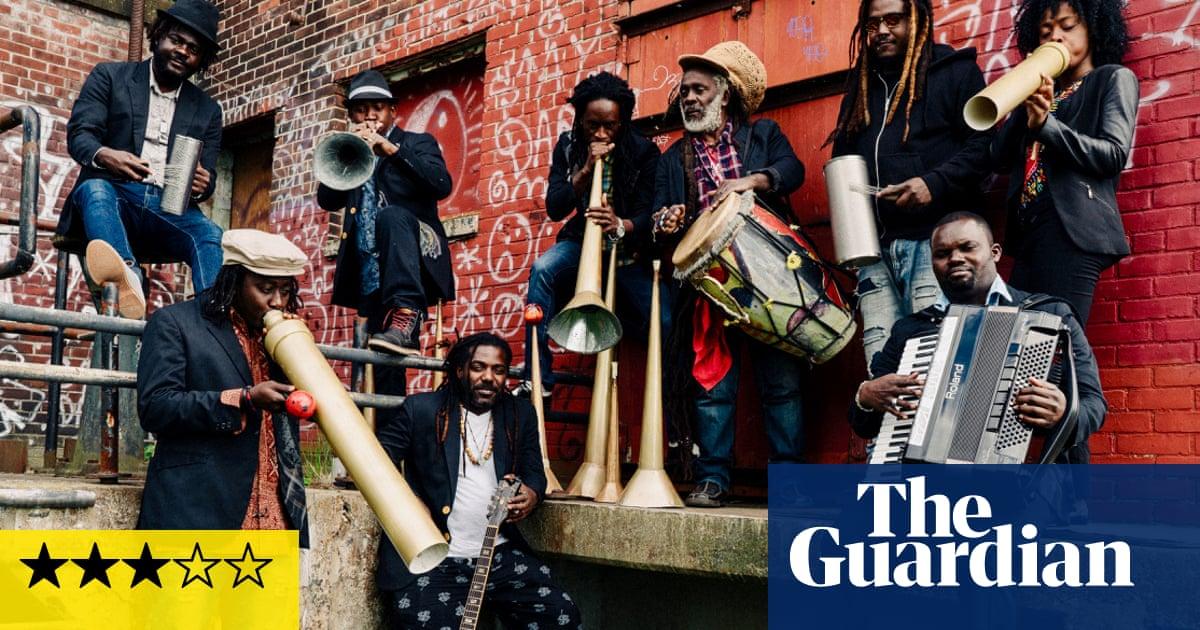 Lakou Mizik: HaitiaNola review – a Caribbean-Creole melting pot