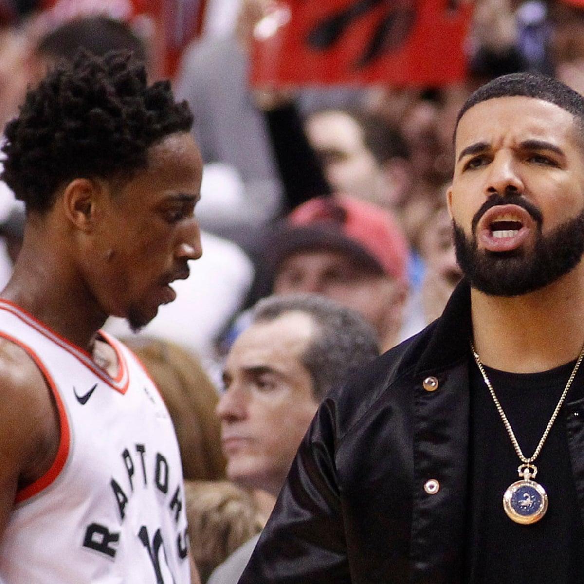 Drake Warned By Nba Over Bad Language At Basketball Game Drake The Guardian