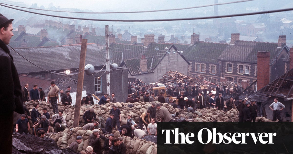 Aberfan 50 years on: how best to remember the tragedy
