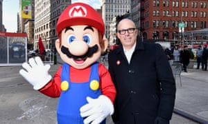 Bowser takes over at Nintendo in US after Fils-Aime's 13